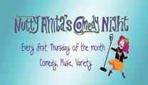 Ticket kopen voor evenement Nutty Anita's Comedy Night- 6 Year Party!