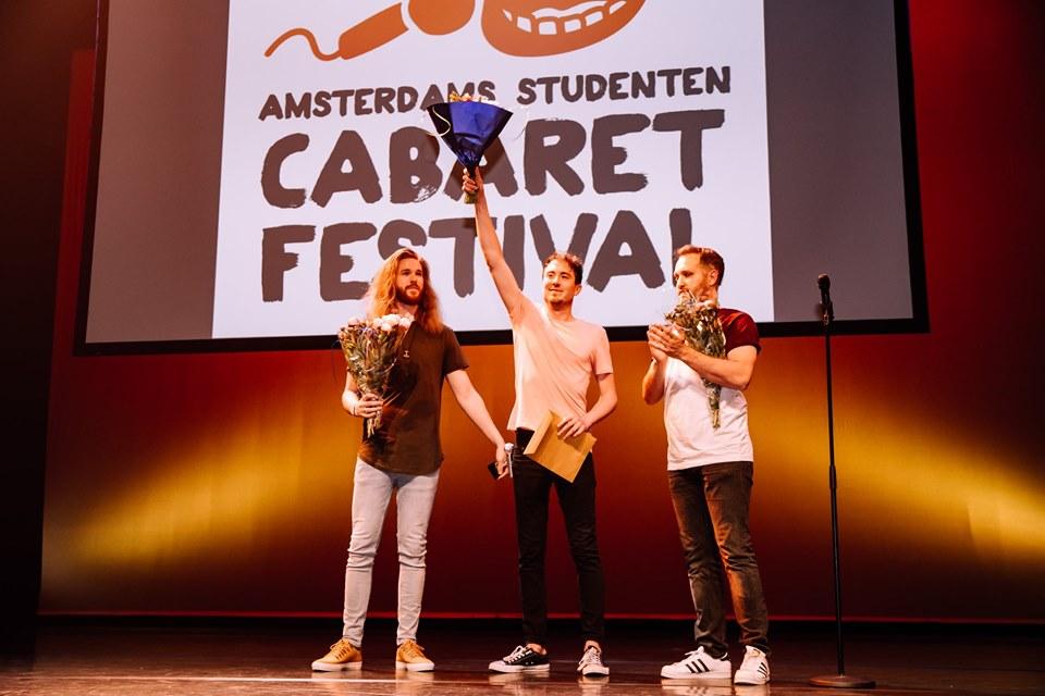 Ticket kopen voor evenement Finalistentour A'dams Studenten Cabaret Festival