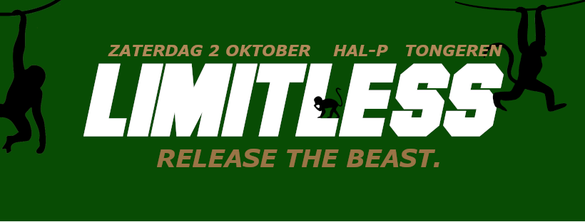 Ticket kopen voor evenement Limitless: Release The Beast