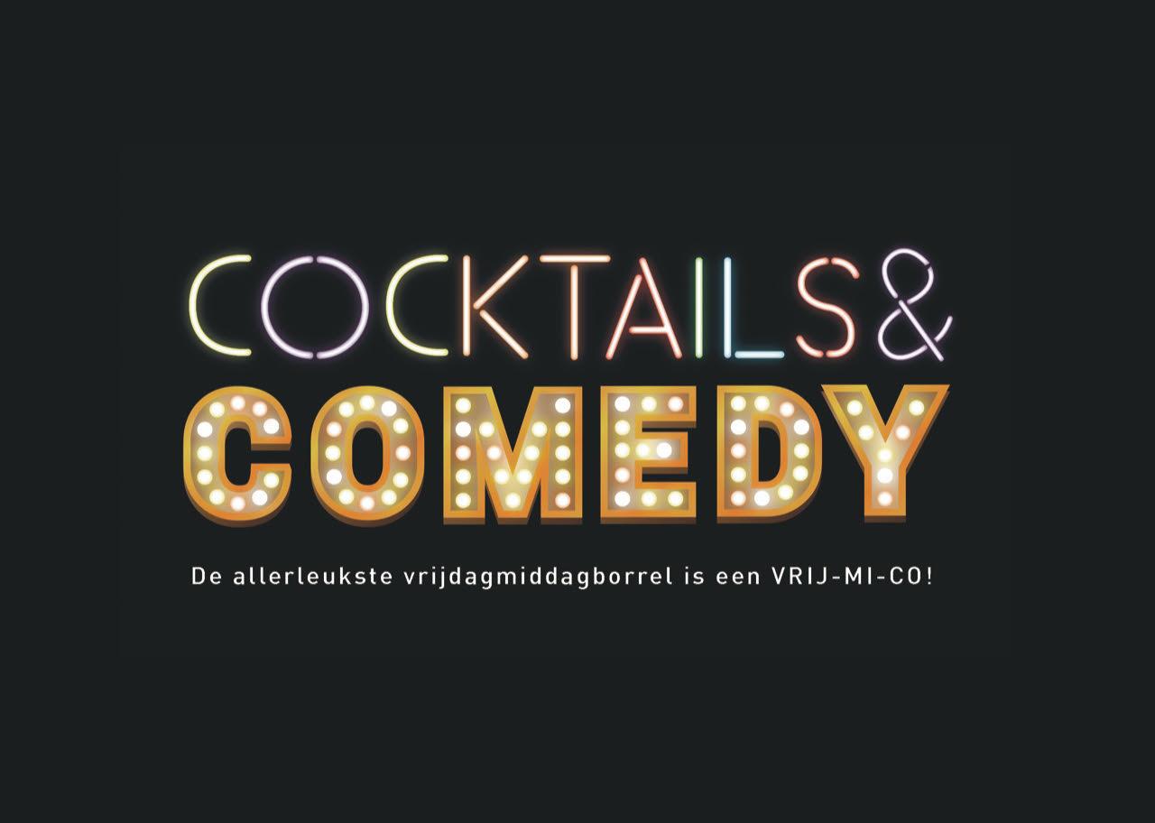 Ticket kopen voor evenement Cocktails en Comedy