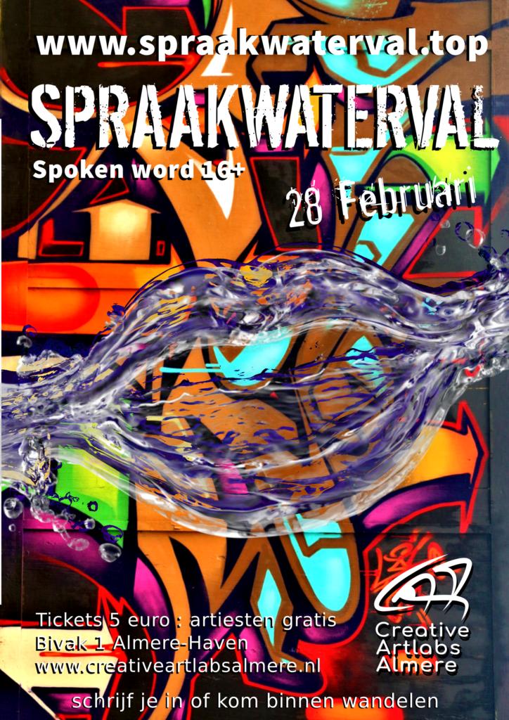 Ticket kopen voor evenement Spraakwaterval