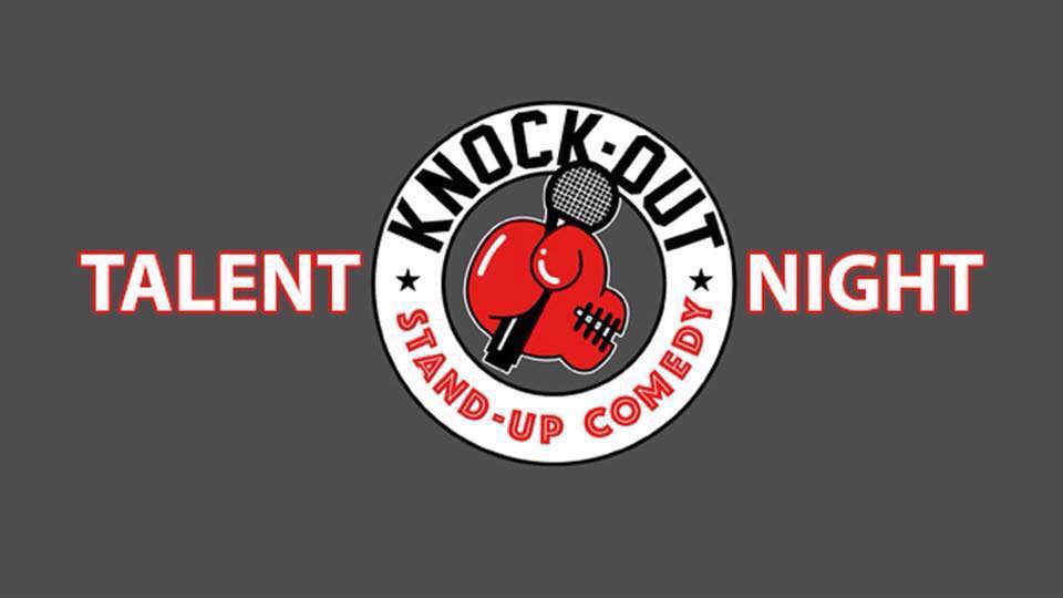 Ticket kopen voor evenement Knock Out Comedy Talent Night