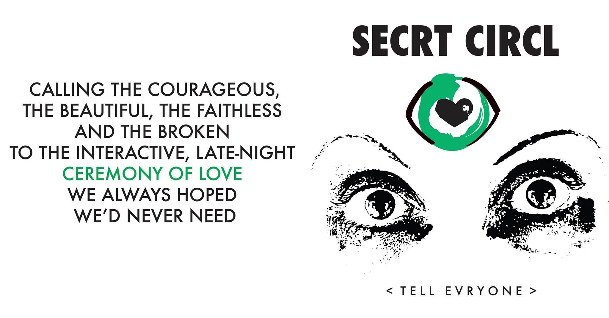Ticket kopen voor evenement Lucy Hopkins: Secrt Circl