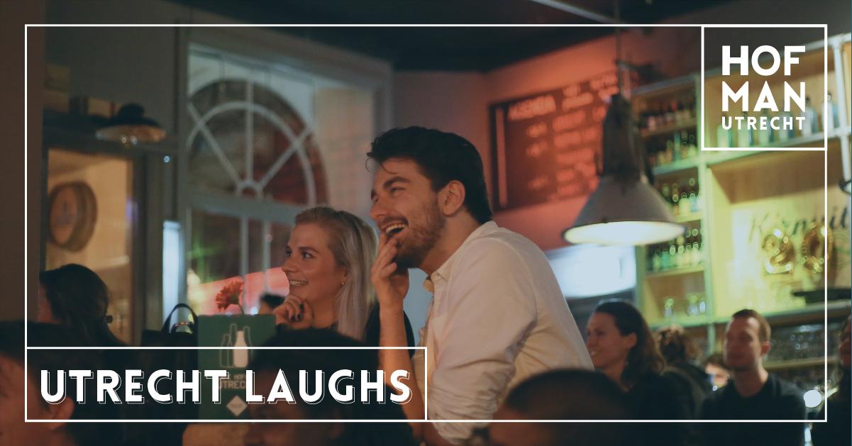 Ticket kopen voor evenement Utrecht Laughs: Open Mic, English Spoken Comedy Night