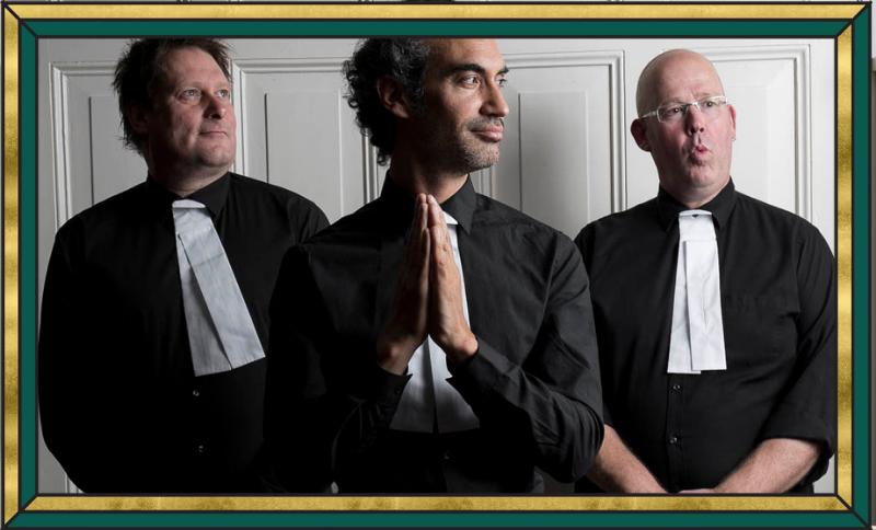 Ticket kopen voor evenement Jazz bij PA: The Preacher Men
