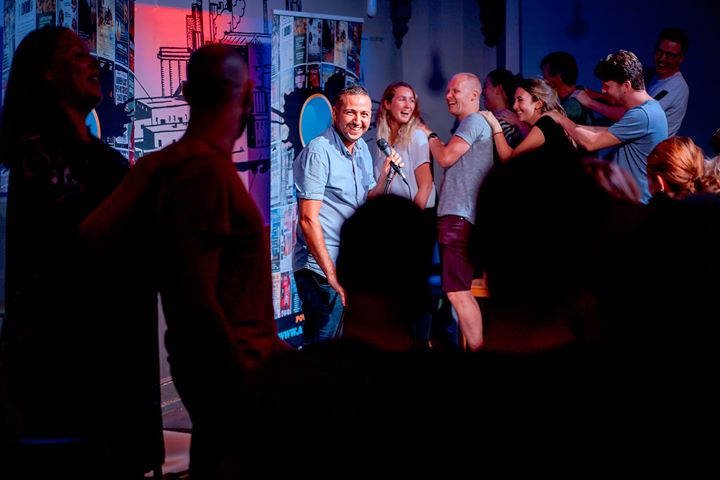 Ticket kopen voor evenement Zeist Lacht: Try-out, Comedy Night