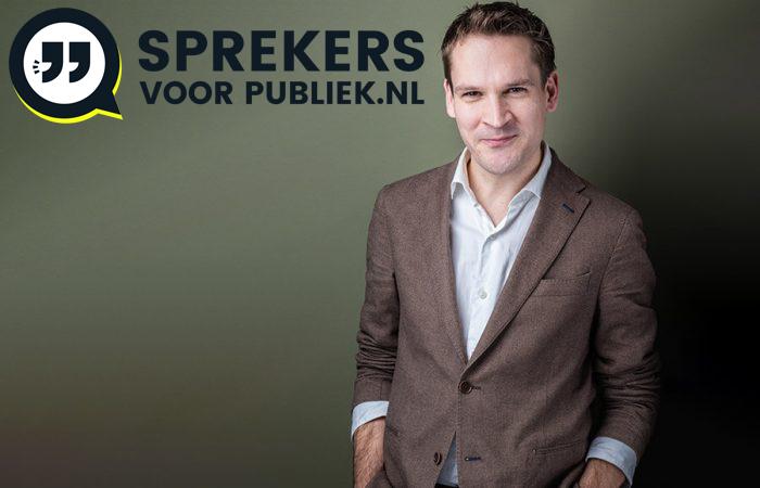 Ticket kopen voor evenement Sprekenvoorpubliek.nl - Road to Keynote