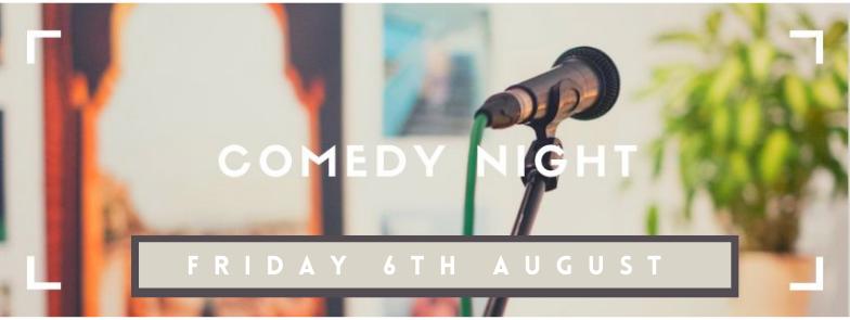 Ticket kopen voor evenement Comedy Night at Culture Hub