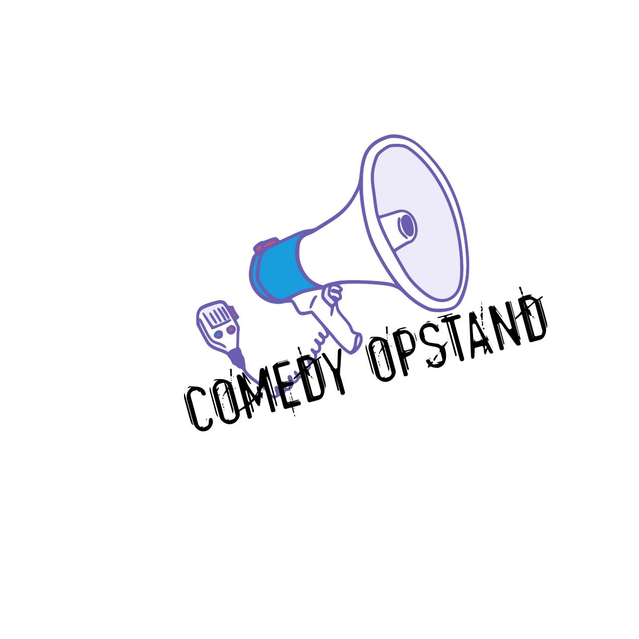 Ticket kopen voor evenement Comedy opstand #2