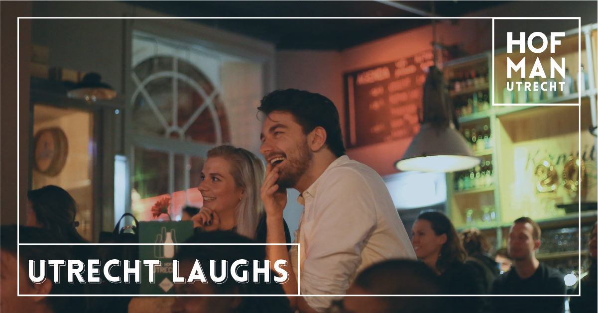 Ticket kopen voor evenement Utrecht Laughs: Open Mic, English Spoken Comedy Night