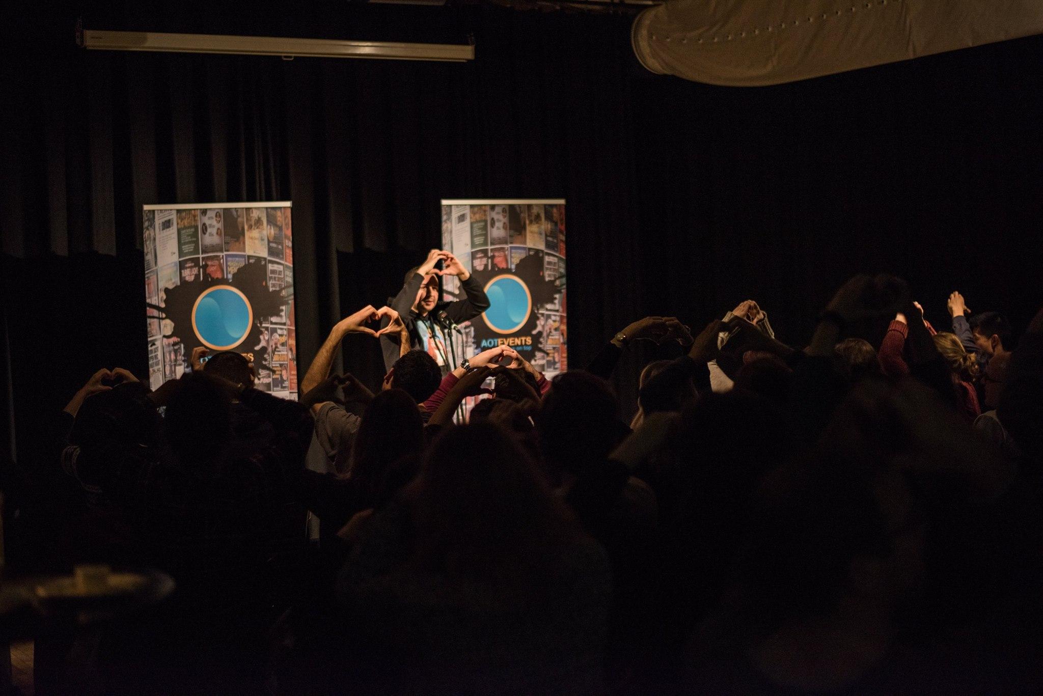 Ticket kopen voor evenement The Hague Laughs: Open Mic, Comedy Night