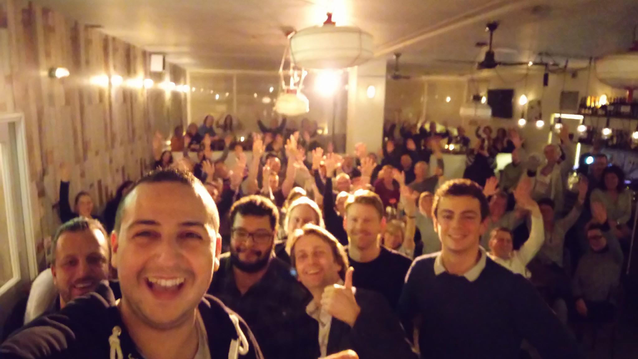 Ticket kopen voor evenement Zandvoort Lacht: Open Mic, Comedy Night