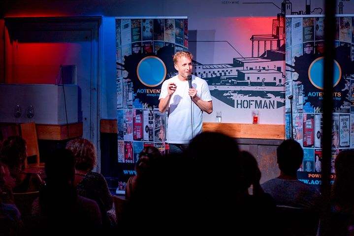 Ticket kopen voor evenement Utrecht Laughs: Try-Out (English Spoken Comedy Night)