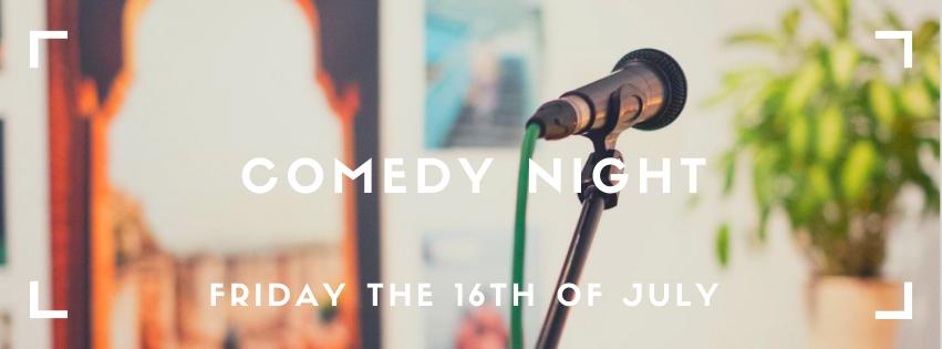 Ticket kopen voor evenement Culture Hub Comedy Club