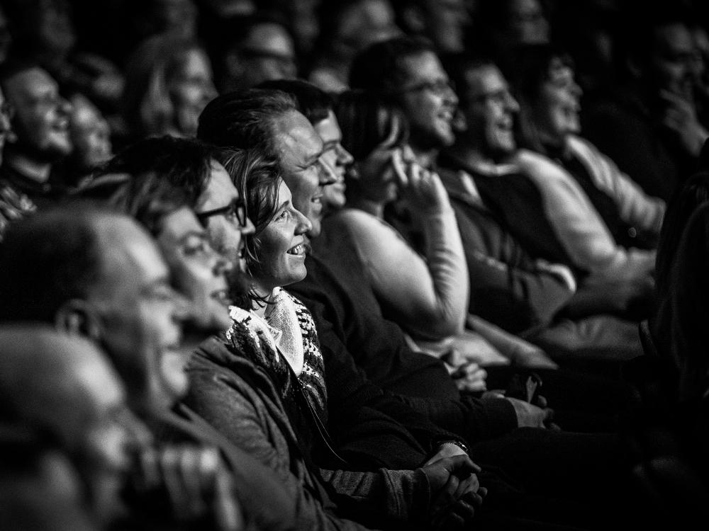 Ticket kopen voor evenement Randwijk Lacht: Open mic, Comedy Night