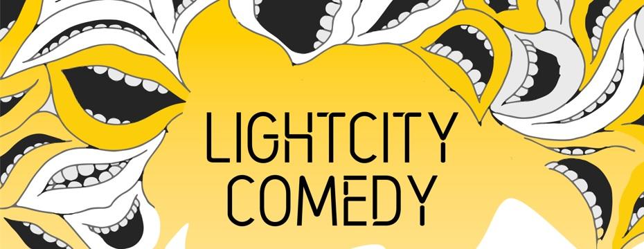 Ticket kopen voor evenement Lightcity Comedy @ The Student Hotel