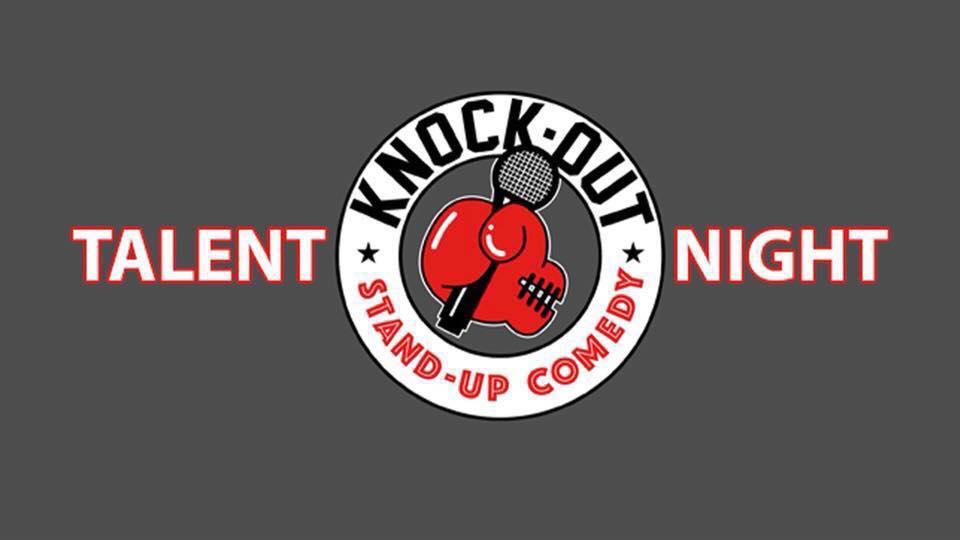 Ticket kopen voor evenement Knock Out Comedy Talent Night