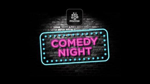Ticket kopen voor evenement Mixtree Comedy Night- Zuva Martens