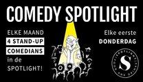 Ticket kopen voor evenement Comedy Spotlight | Alkmaar