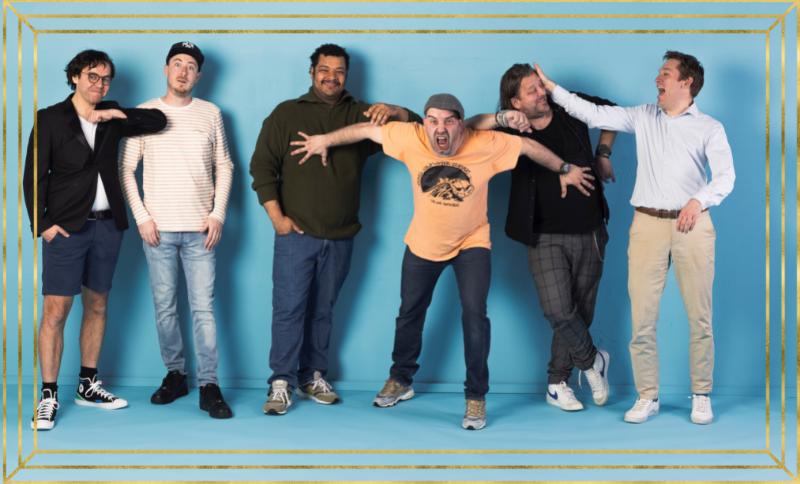 Ticket kopen voor evenement Comedy Avond bij PA: Knock Out Comedy Crew