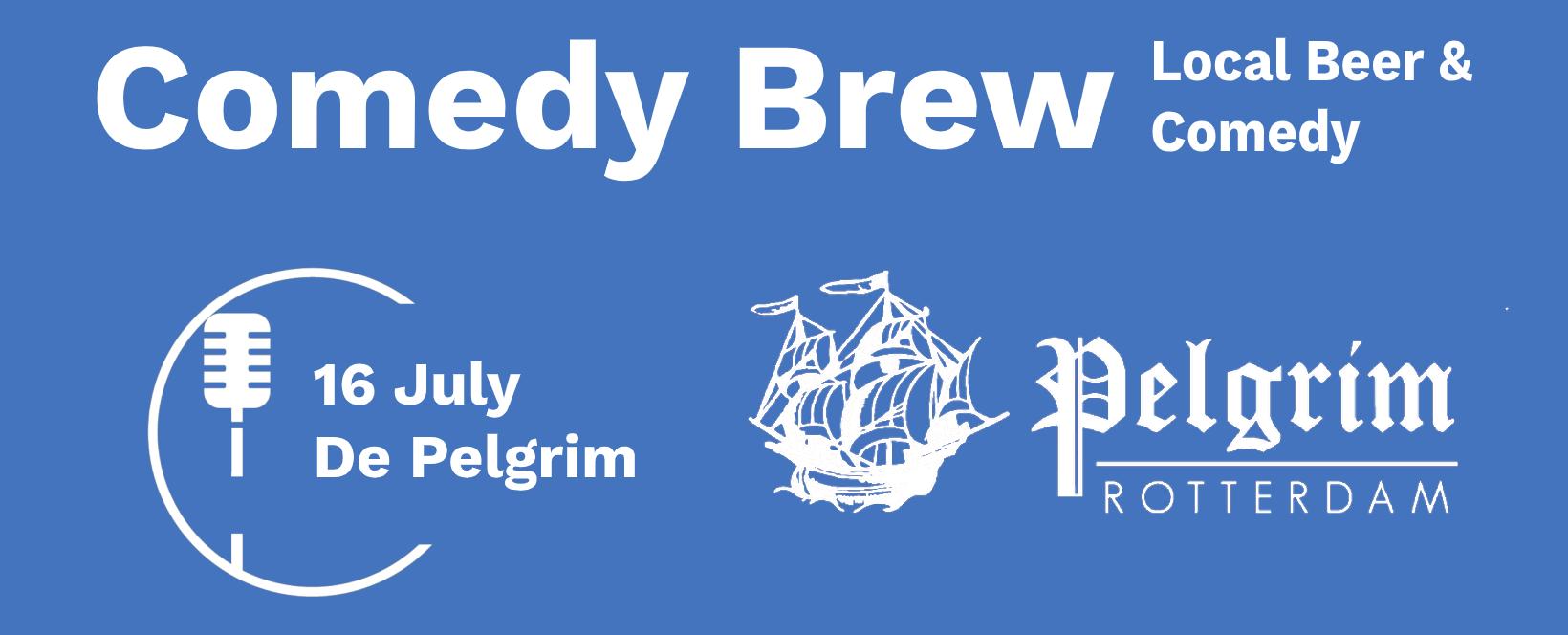 Ticket kopen voor evenement Comedy Brew - Summer Edition