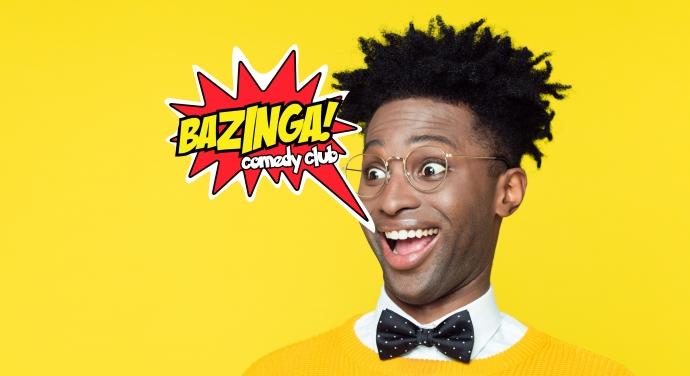 Ticket kopen voor evenement Bazinga Comedy Night