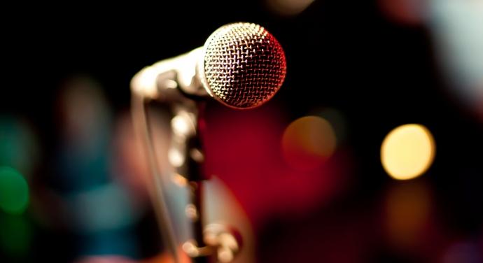 Ticket kopen voor evenement Veenendaal Lacht: Open Mic, Comedy Night