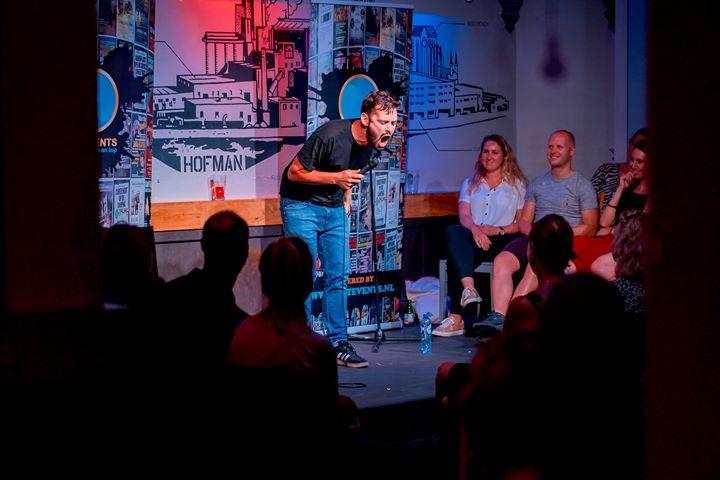 Ticket kopen voor evenement Utrecht Laughs: Open Mic, Comedy Night (ENG)